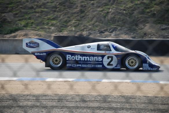 Porsche  / Rothmans 956_Rennsport Reunion 4_10/15/11