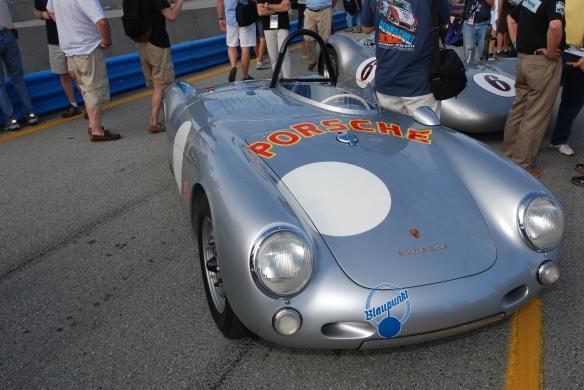 Porsche 550 spyder_pit lane concours_Rennsport Reunion 4_10/15/11