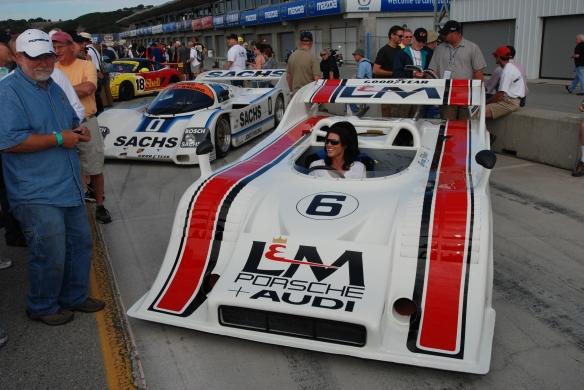 Porsche 917-10_pit lane concours_Rennsport Reunion 4_10/15/11