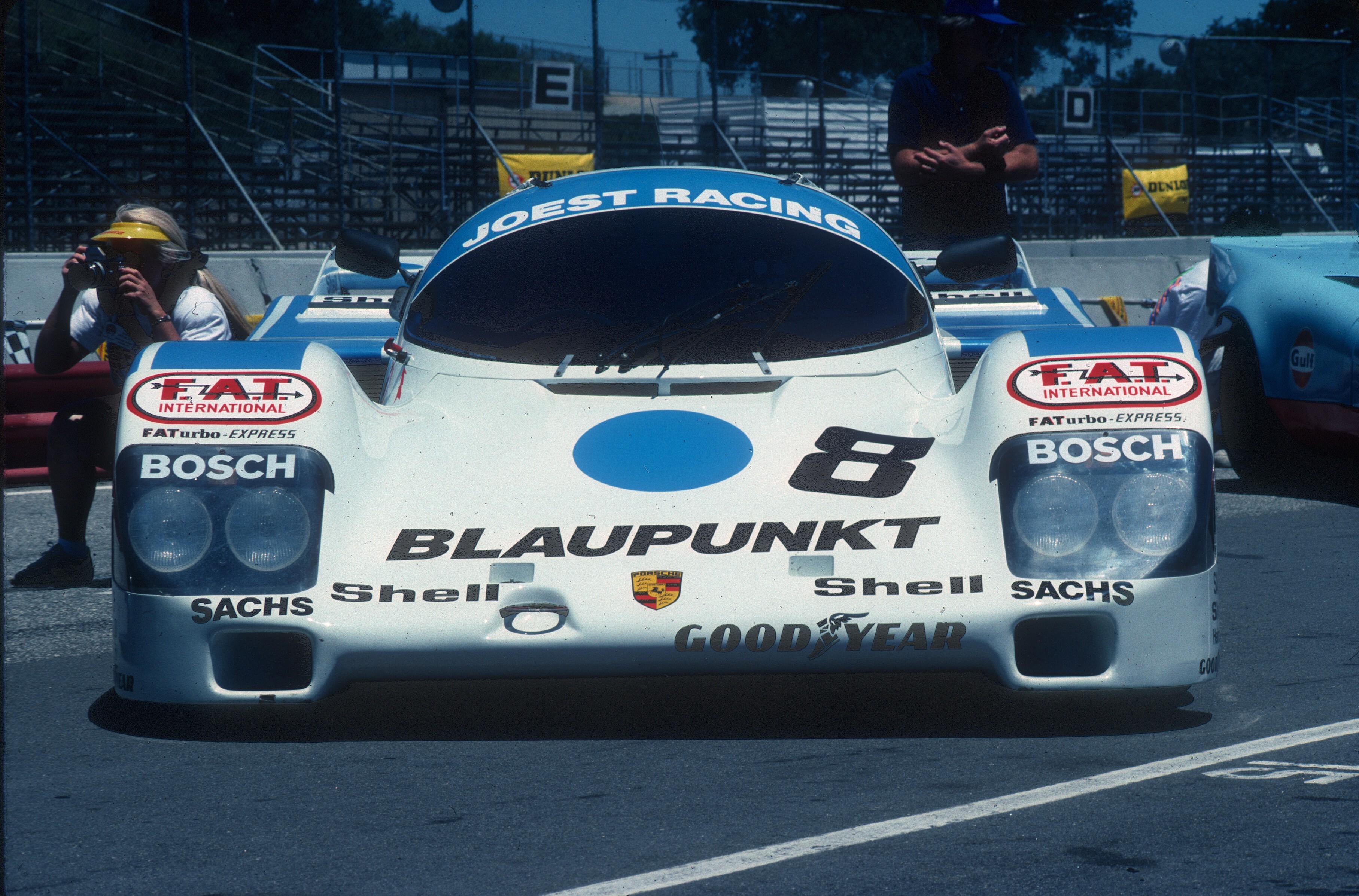 Mazda Raceway Laguna Seca >> Porsche 956   digitaldtour