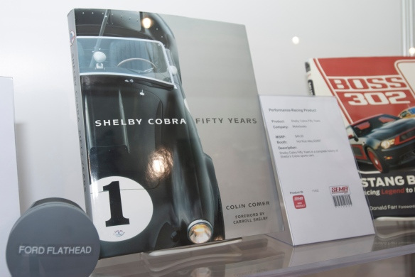 Shelby Cobra 50 Years_Motorbooks_The SEMA Show_20