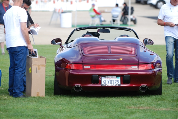 993 Speedster S_Mothers display_Rennsport Reunion 4 _10/16/11