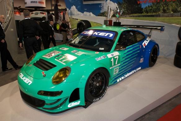 Falken Tires Porsche GT3RSR_The SEMA Show_11/3/11