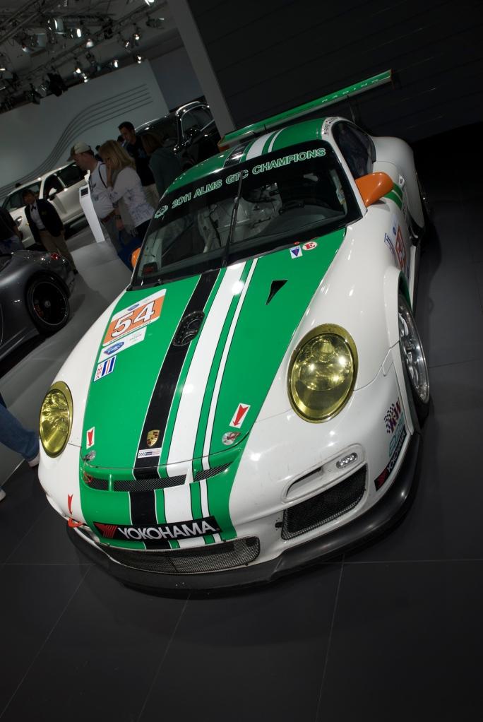 Porsche 911 GT3 Cup Car_Petree Hall_LA Auto Show 2011