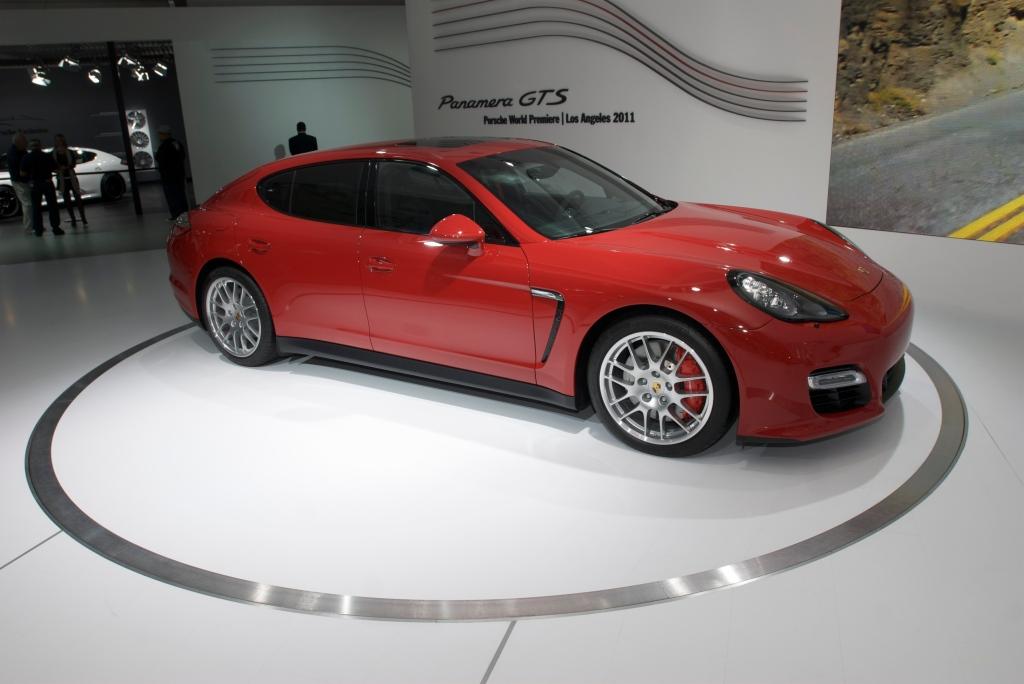 Carmine Red, 2012 Porsche Panamera GTS_L.A. Auto Show 2011