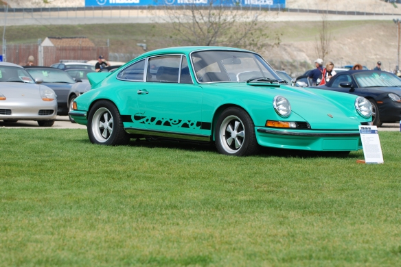 1973 Carrera RS_Rennsport Reunion 4_10/16/11