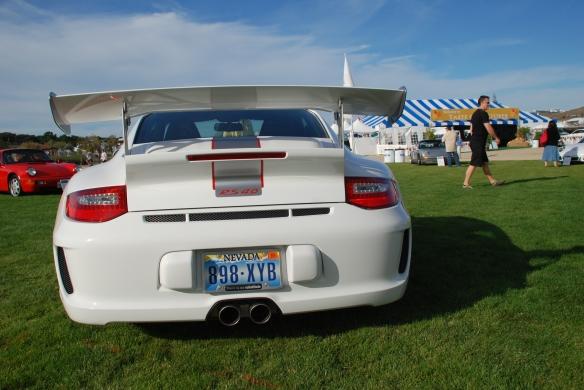 White, 2011 Porsche GT3 RS 4.0_Rennsport Reunion IV_10/14/11