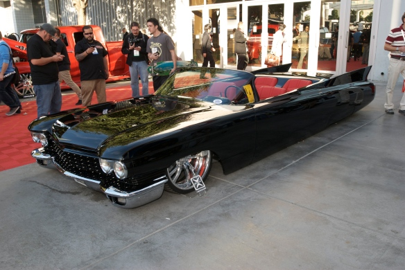 Custom Cadillac_The SEMA SHow_11//3/11