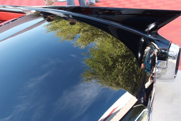 Custom Cadillac_ trunk reflection_The SEMA SHow_11//3/11