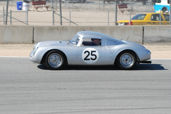 550 coupe_Parade Laps_Rennsport Reunion 4_10/16/11