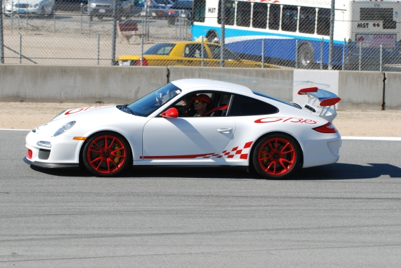 GT3RS_Parade Laps_Rennsport Reunion 4_10/16/11