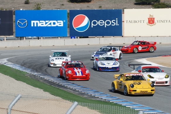 Group six_turn 11_Rennsport Reunion 4_10/16/11