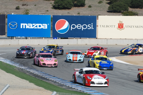 Group six_Cayman Interseries_turn 11_Rennsport Reunion 4_10/16/11