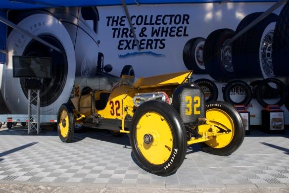 Coker Tire display_The SEMA Show 2011_11/4/11