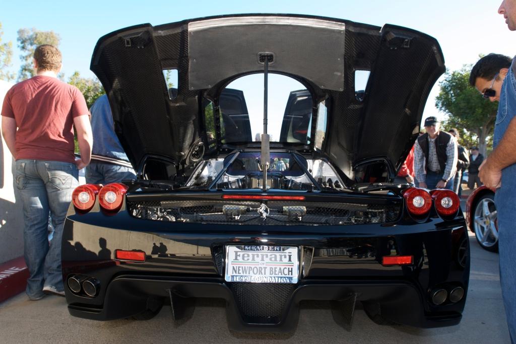 Ferrari Enzo_Cars&Coffee_11/26/11
