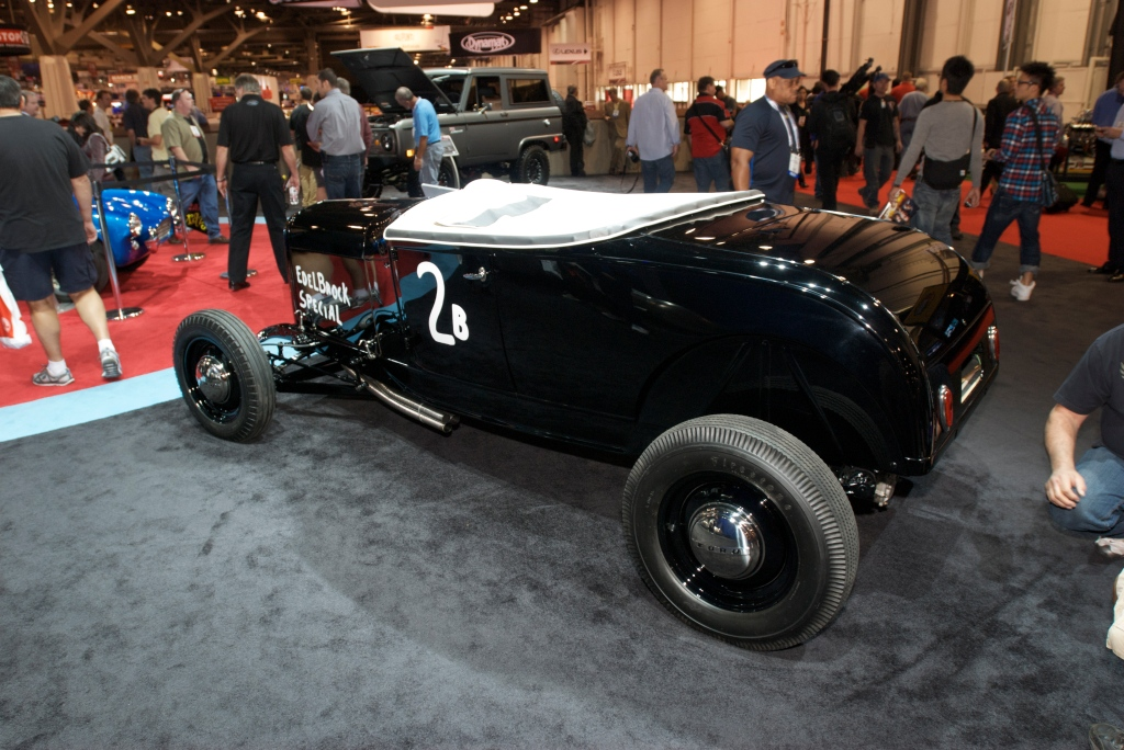 Edelebrock Special_Ford Display_The SEMA Show 2011_11/4/11