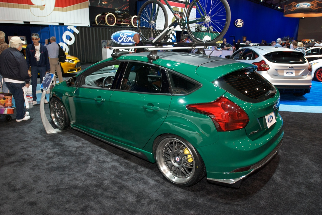 2012 custom Ford Focus_The SEMA Show 2011_11/4/11