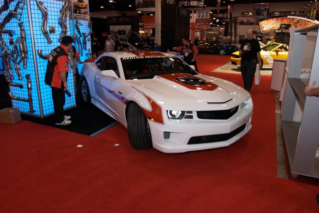 Redline Motorsports Camaro_The SEMA Show 2011_11/4/11