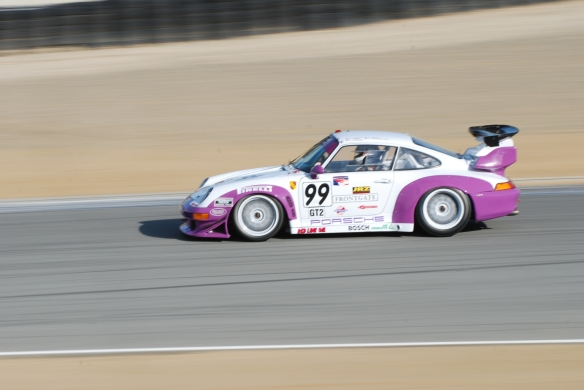 1997 Porsche 993 Turbo_Rennsport Reunion 4_10/16/11