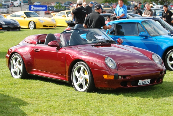 993 Speedster S_Mothers display_Rennsport Reunion 4_10/16/11