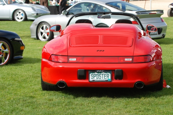 993 Speedster_Mothers display_Rennsport Reunion 4_10/16/11