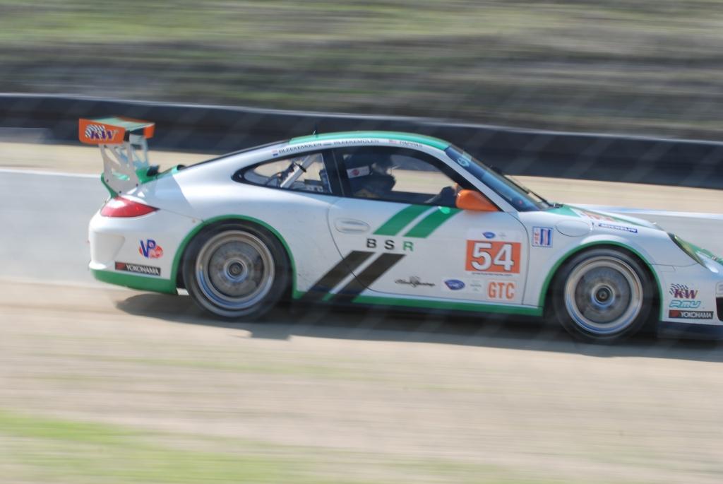 Porsche GT3Cup_2011 ALMS, GTC class champion_Rennsport Reunion IV_10/15/11