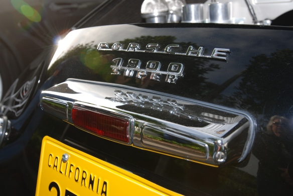 Black Porsche 356 GT roadster_Cars&Coffee/Irvine_2011