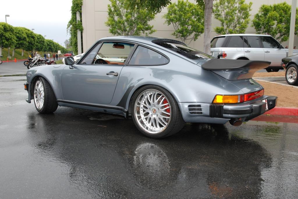 1984 Porsche 930 turbo_Cars&Coffee/Irvine_2011