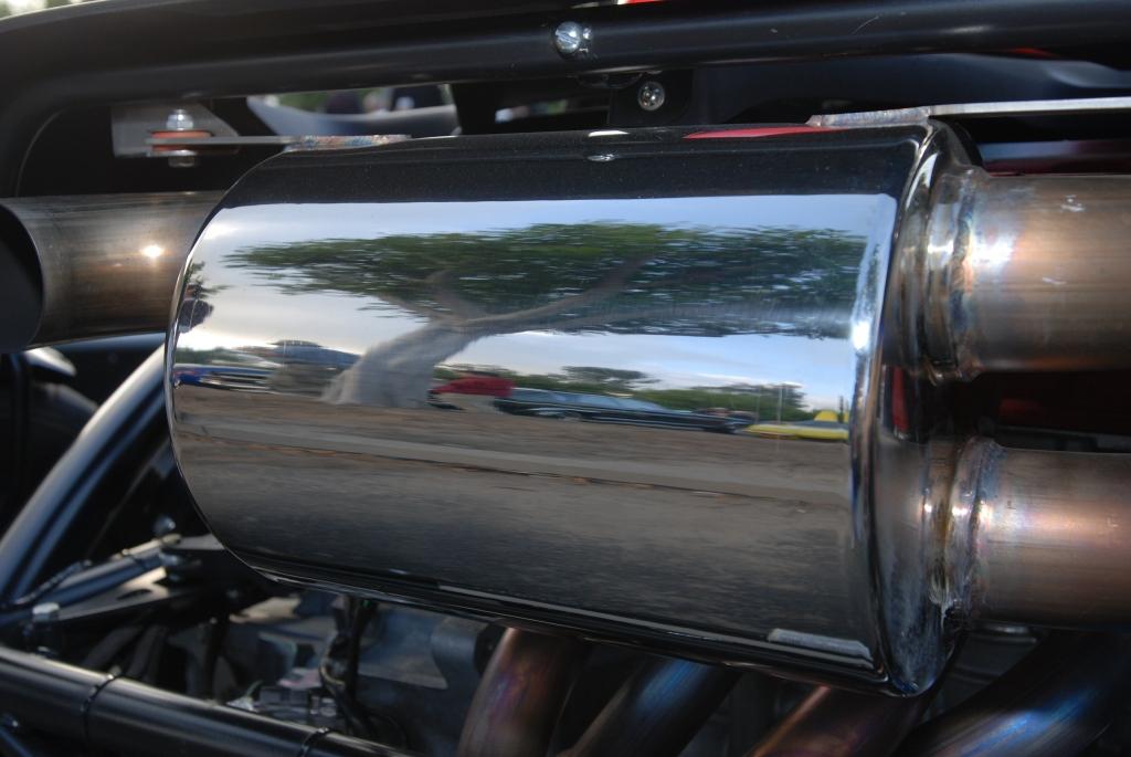 Ariel Atom exhaust_Cars&Coffee/Irvine_2011
