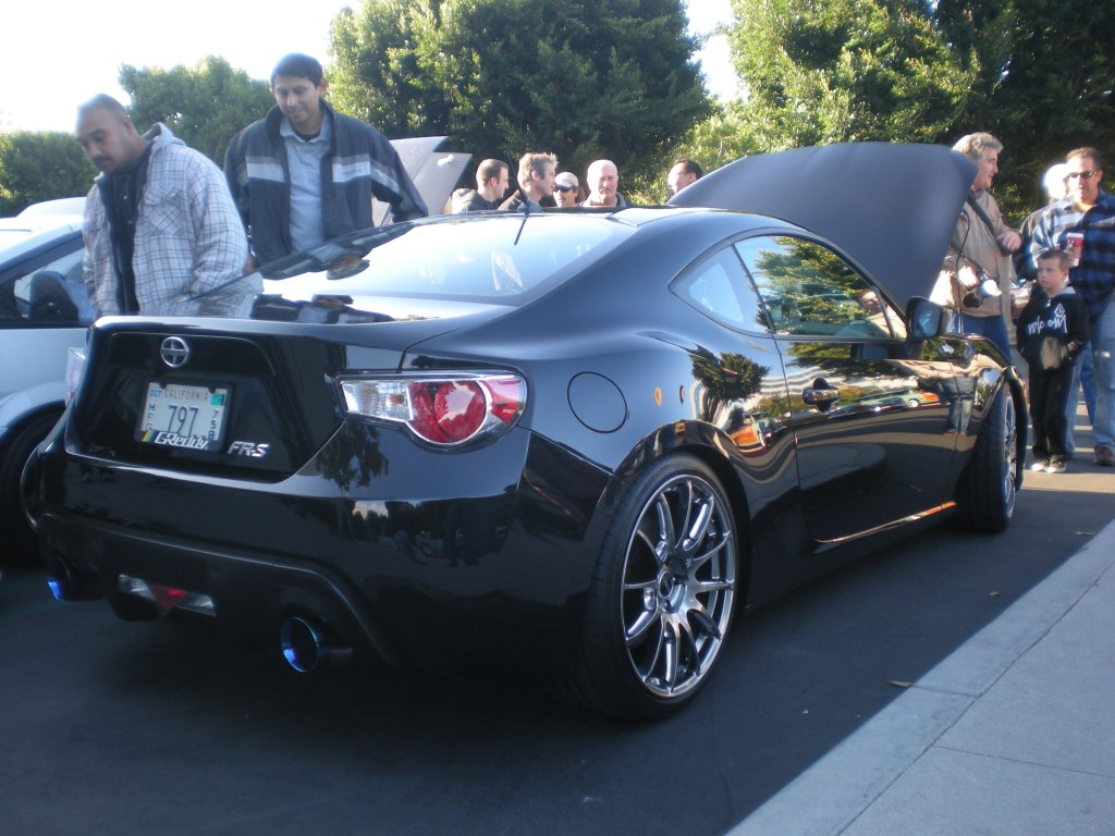 Toyota Scion FRS_Cars&Coffee/Irvine_12/10/11