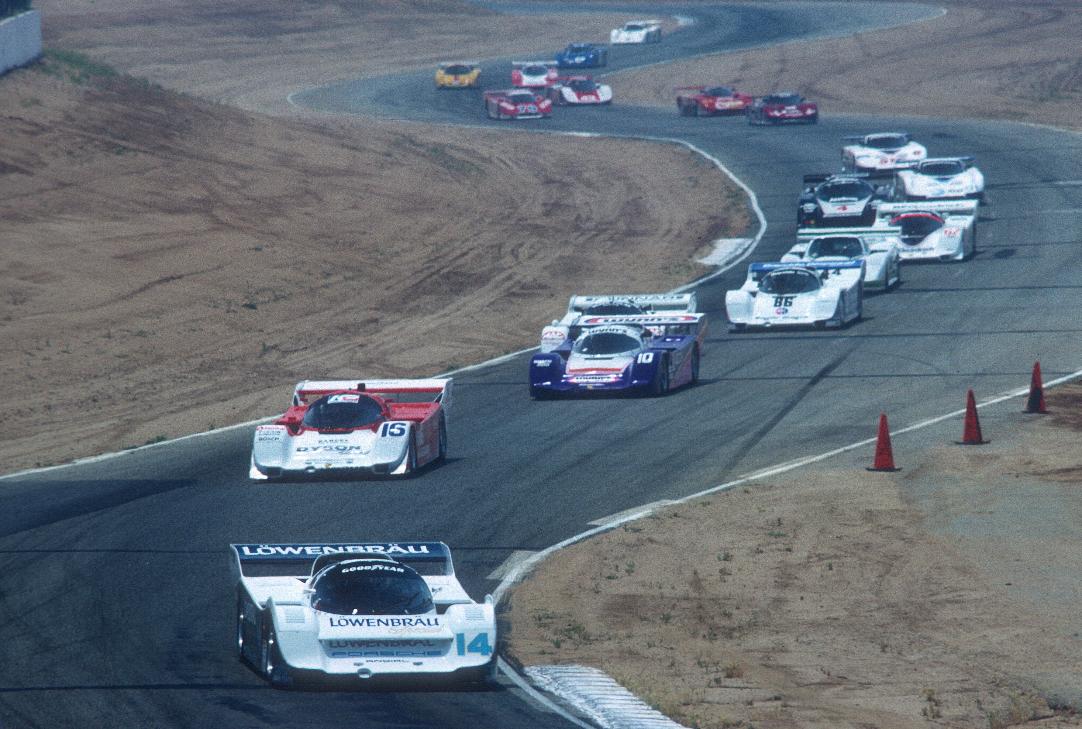 The Porsche 962 Of IMSA An Incredible Machine Digitaldtour