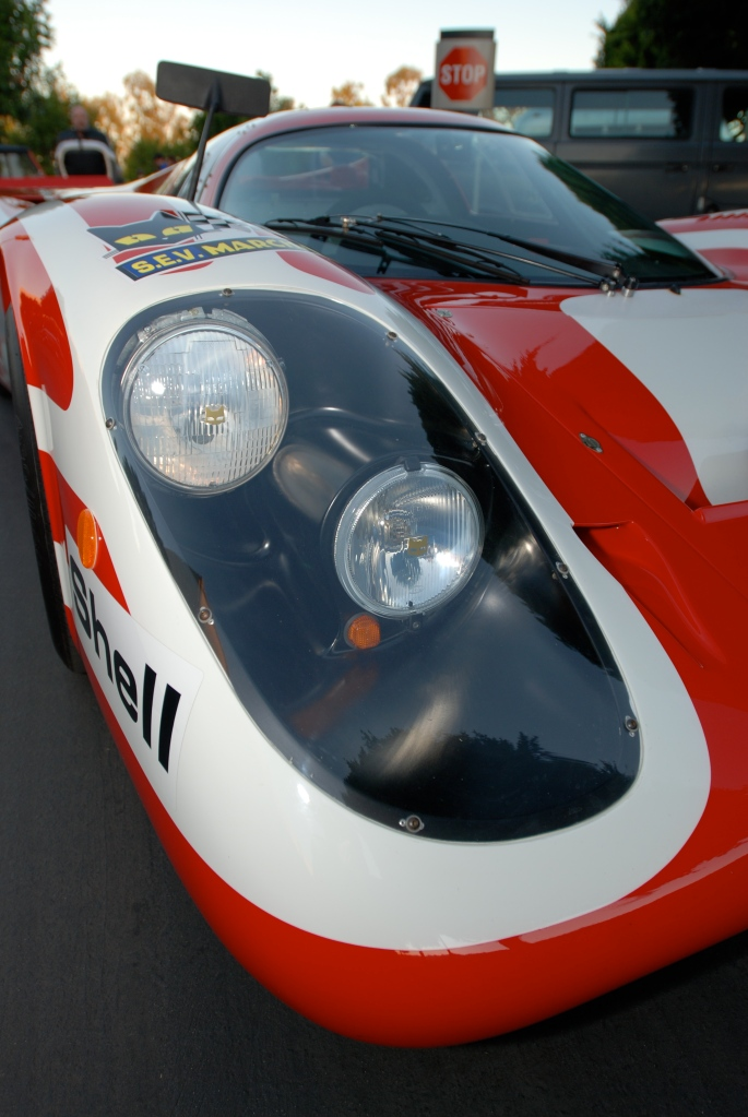 Porsche Salzburg 917 short tail recreation_headlights_Cars&Coffee/Irvine_1/28/12
