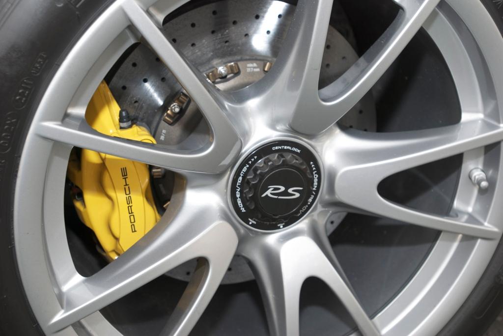 White 2011 Porsche GT3 RS4.0_w/optional silver wheel_Cars&Coffee/Irvine_1/14/12