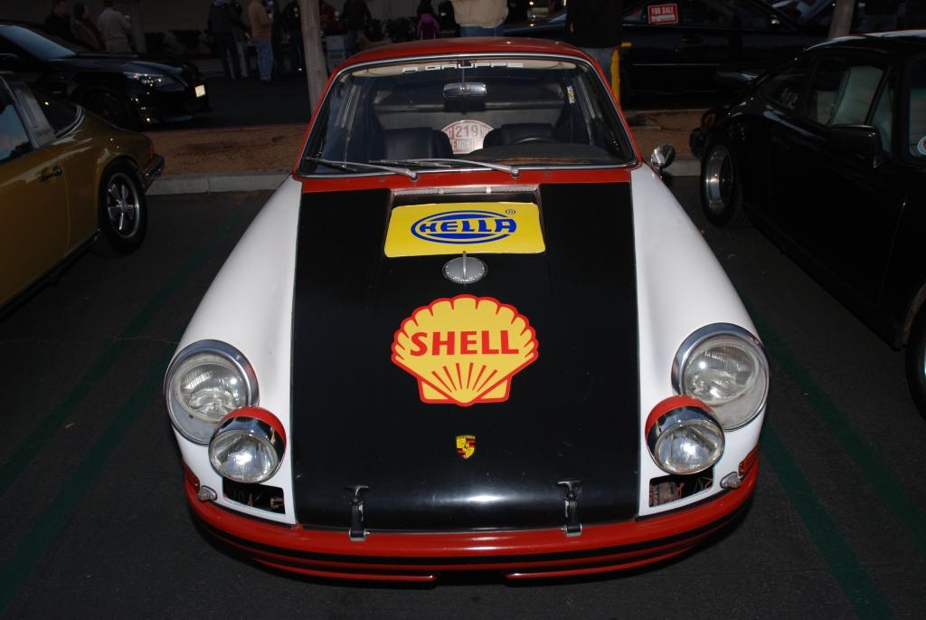Short wheelbase Porsche 911 GT_Cars&Coffee/Irvine_2/4/12