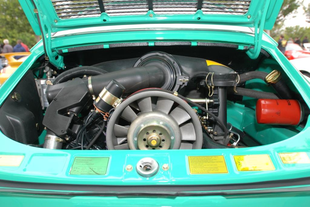 1973 Porsche Carrera RS_2.7 liter motor_Cars&Coffee/Irvine_2/25/12