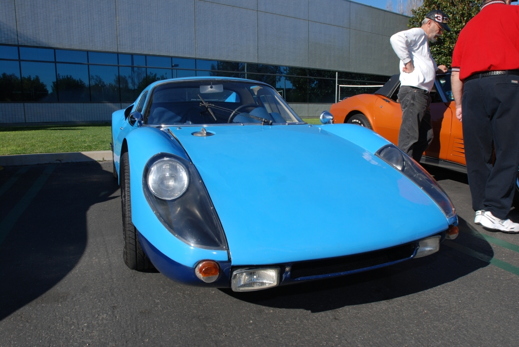 Blue 1964 Porsche 904 GTS_#904-002Cars&Coffee/Irvine_2/4/12