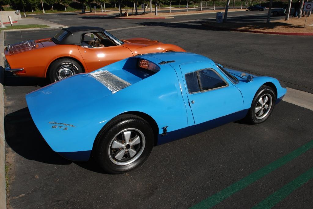 Blue 1964 Porsche 904 GTS_#904-002_Cars&Coffee/Irvine_2/4/12