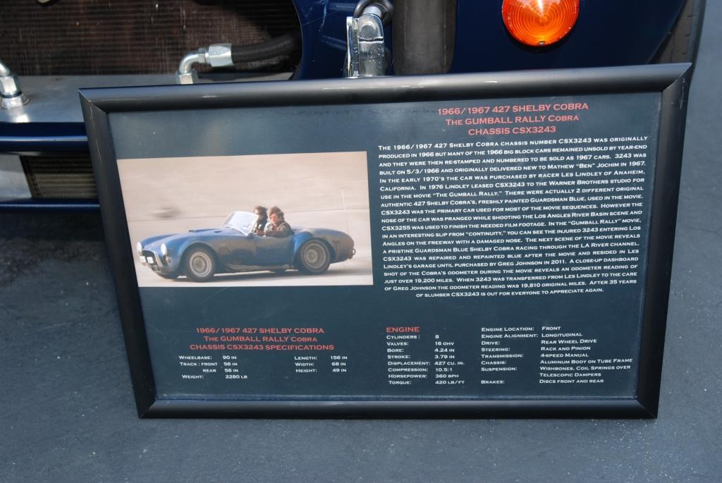 1966 427 Shelby Cobra_Guardsman Blue_biography_Cars&Coffee/Irvine_3/3/12