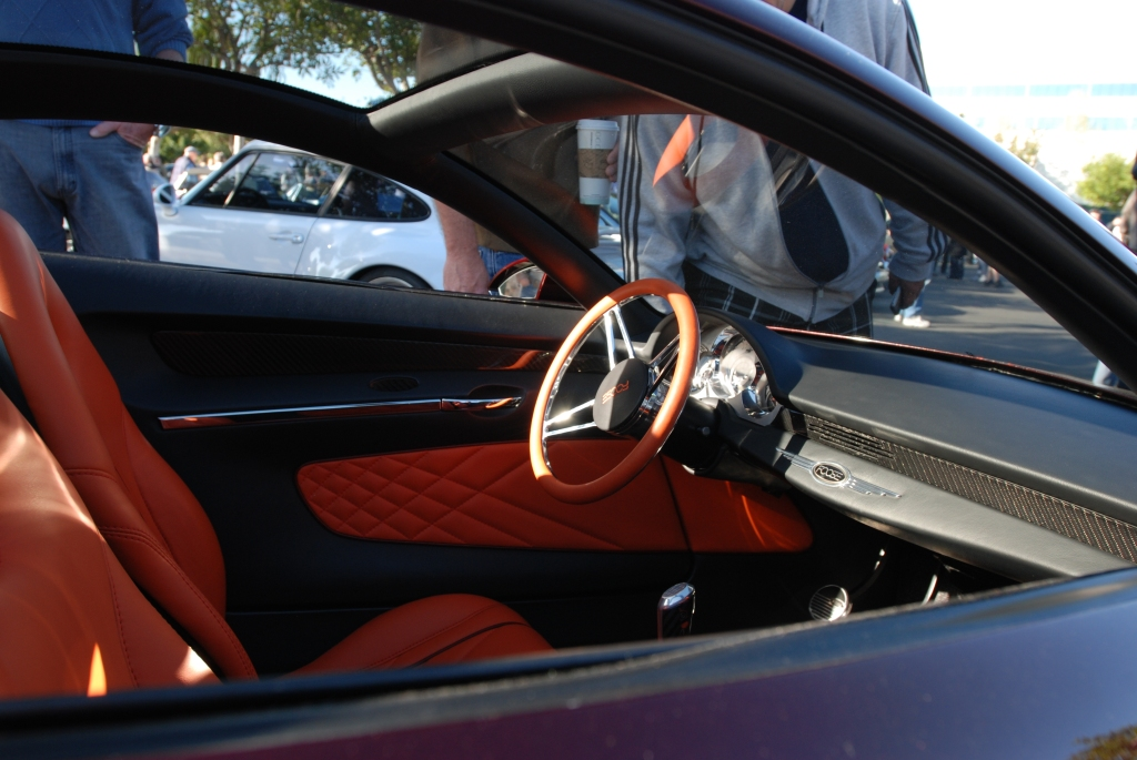 Chip Foose_HemiSFear_ Interior_Cars&Coffee/Irvine_3/10/12