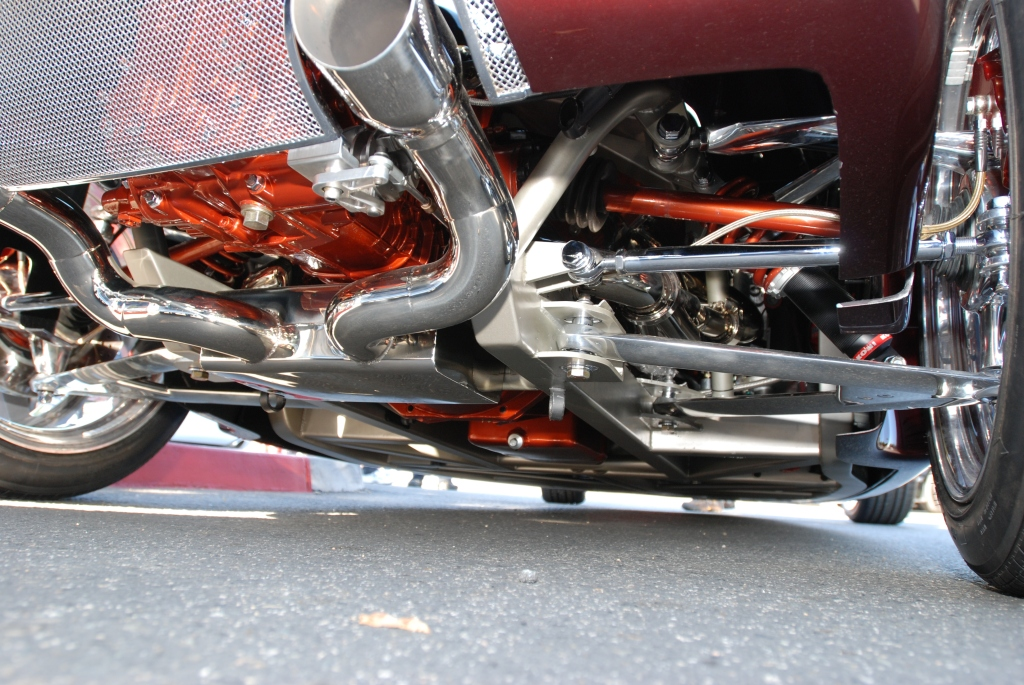 Chip Foose_HemiSFear_ undercarriage detail_Cars&Coffee/Irvine_3/10/12