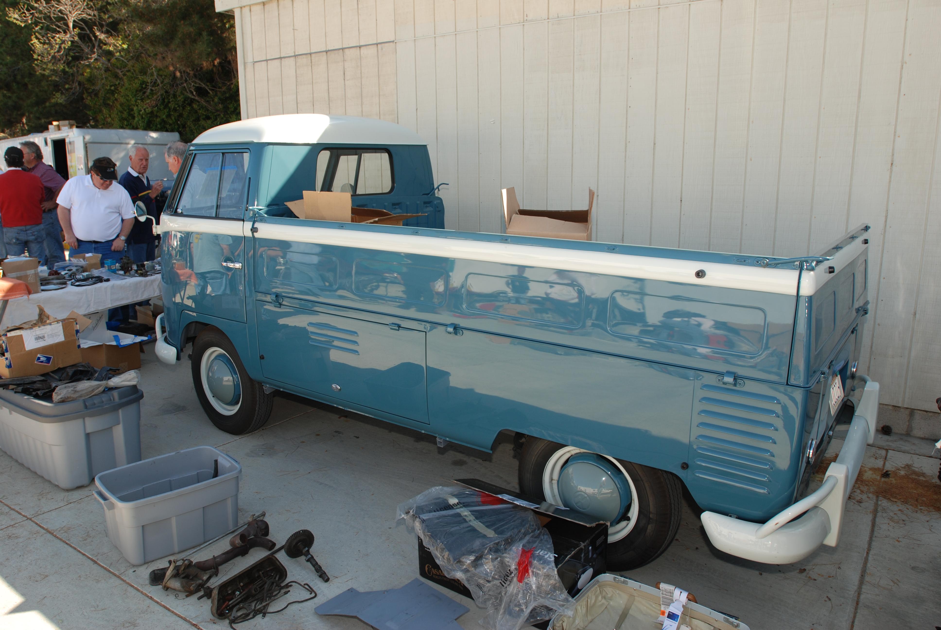 porsche swap meet california 2012