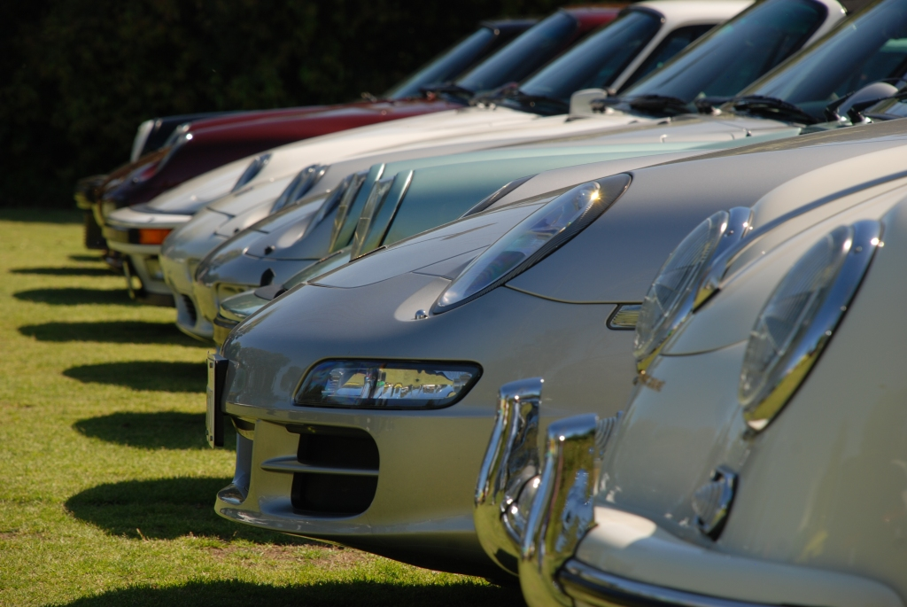 Porsche front ends2_all Porsche swap & car display_3/4/12