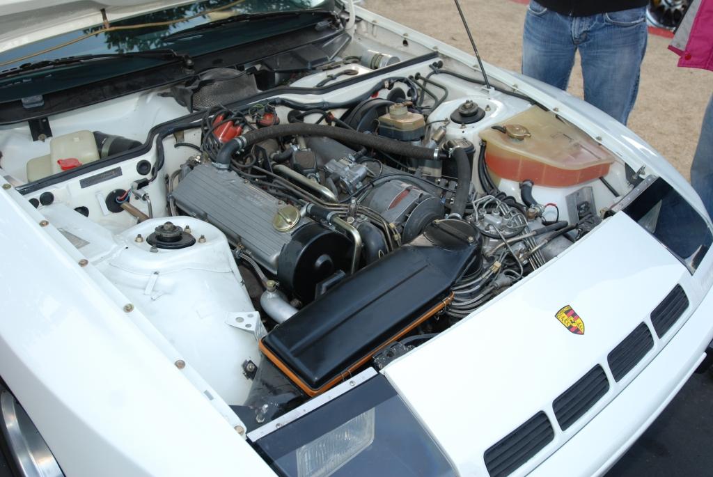 White 1981 924 Carrera GTS club sport_motor_F.A. Porsche Tribute_Cars&Coffee/Irvine_4/7/12