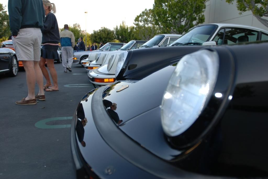 Porsche 911's_F.A. Porsche Tribute_Cars&Coffee/Irvine_4/7/12