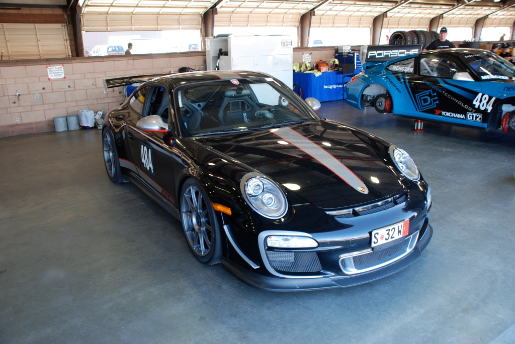Black 2012, Porsche GT3 RS4.0 & GT3 Cup car_Festival of Speed_Auto Club Speedway_April 21, 2012