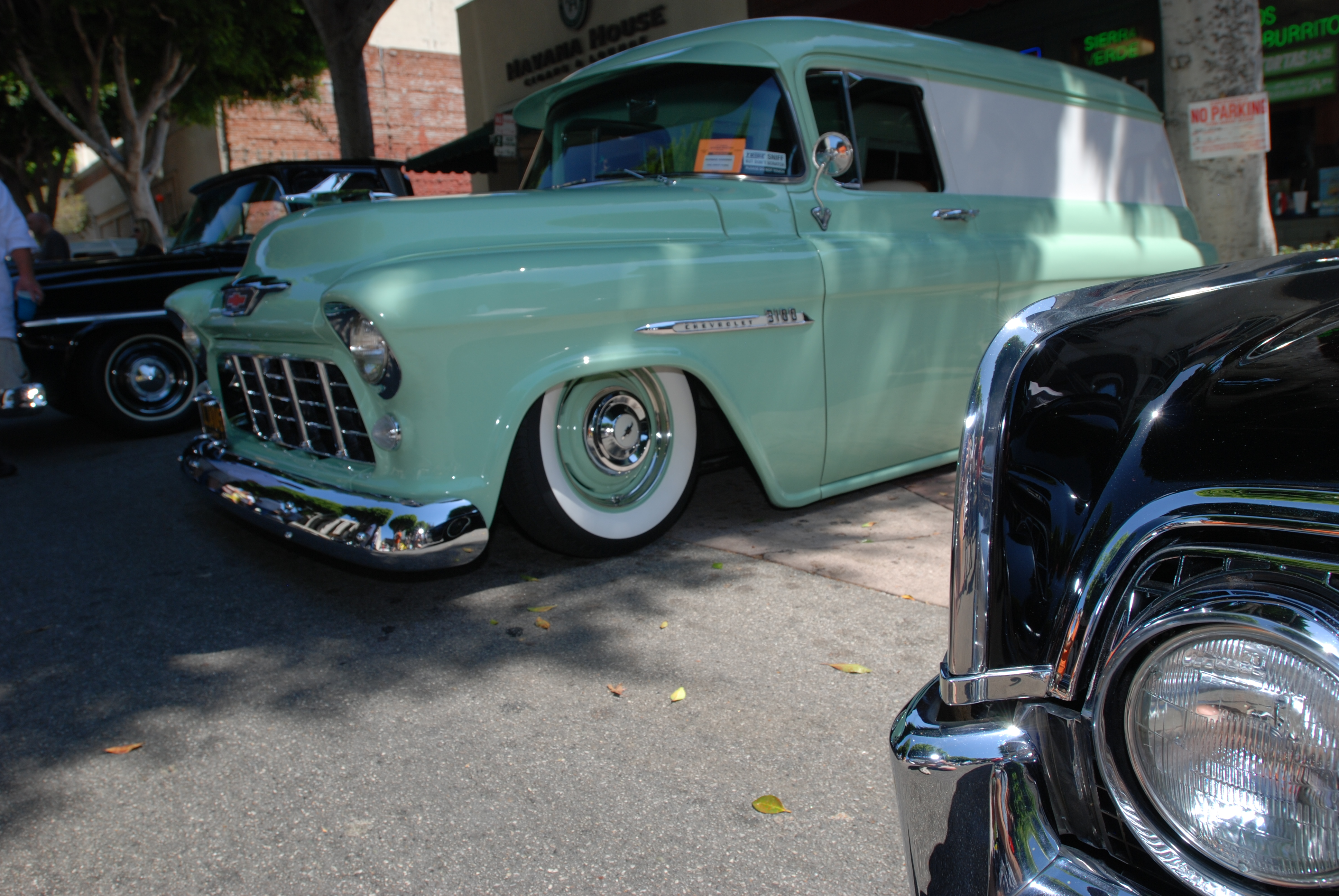 The 12th Annual Uptown Whittier Car Show: Cool Cars ...