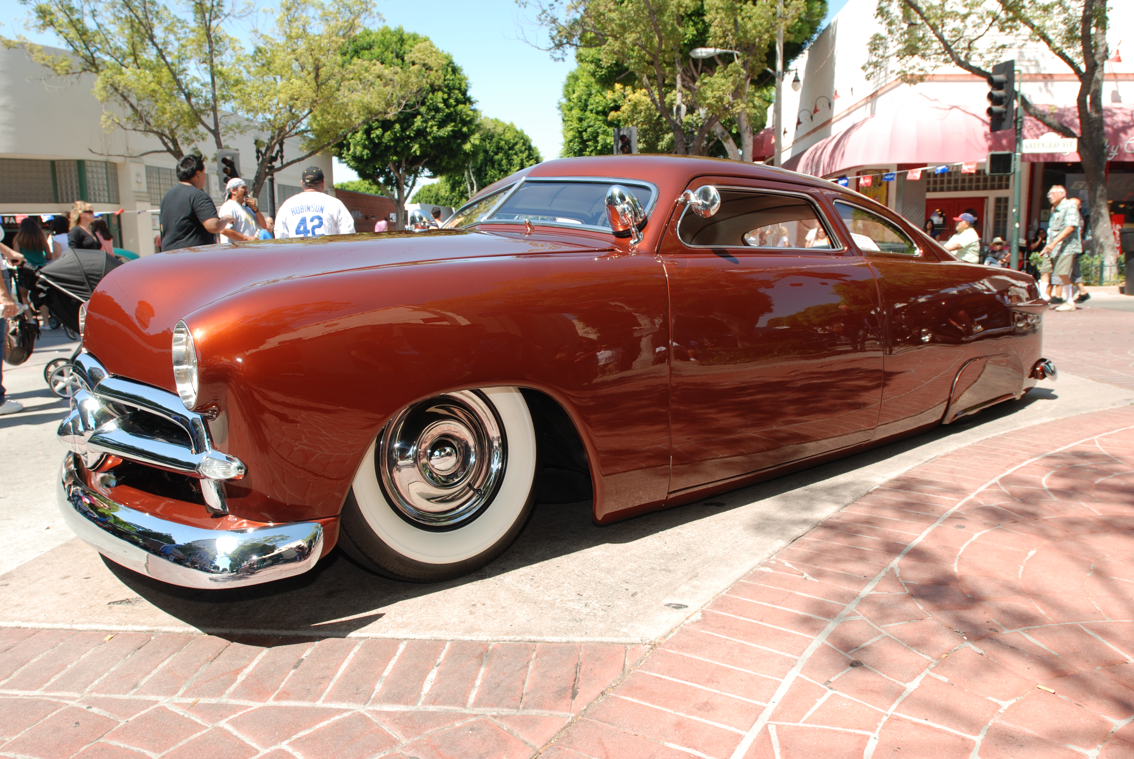 1950 Ford Chop Top Coupe Digitaldtour