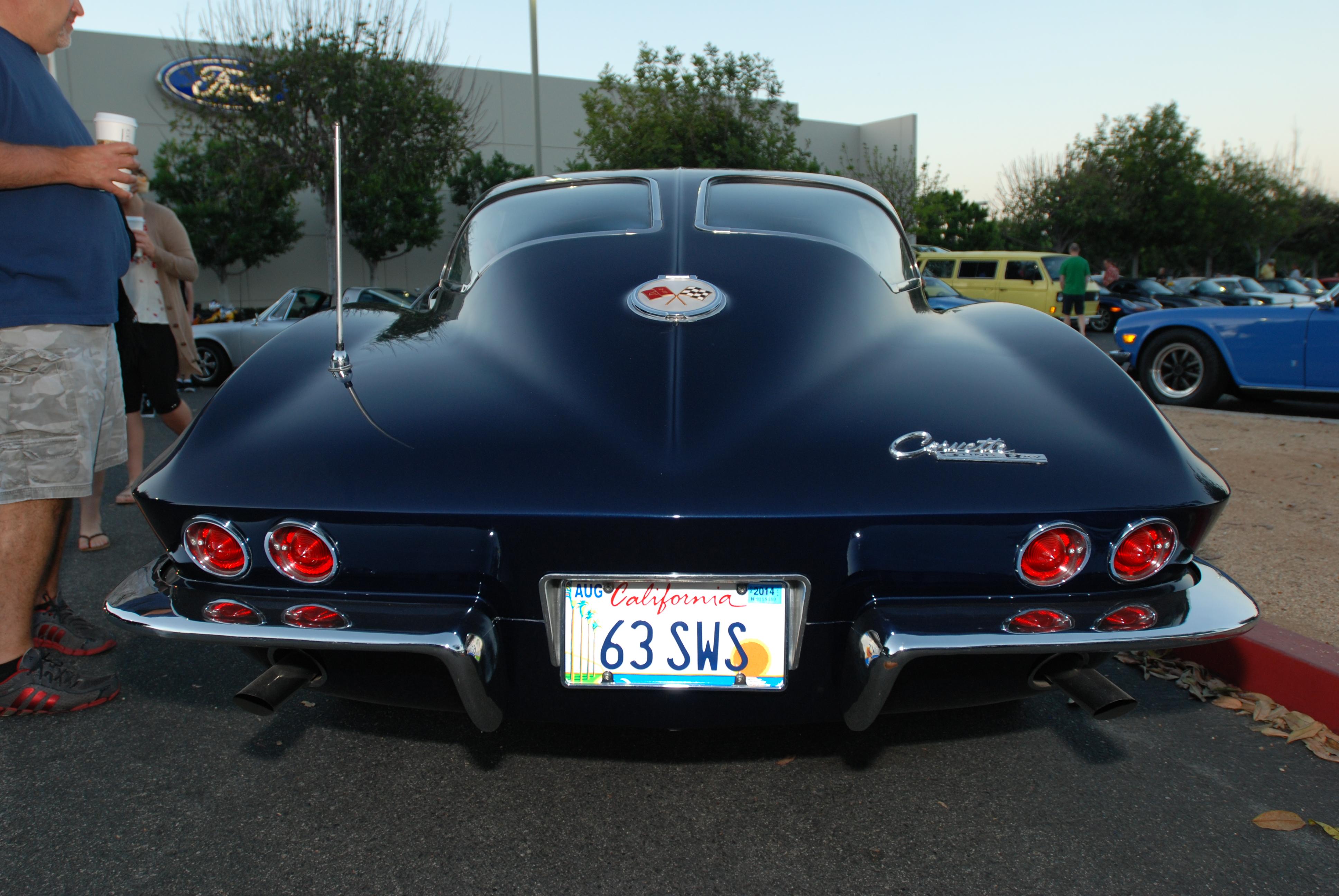 1963 chevrolet corvette sting ray digitaldtour for 1963 split window
