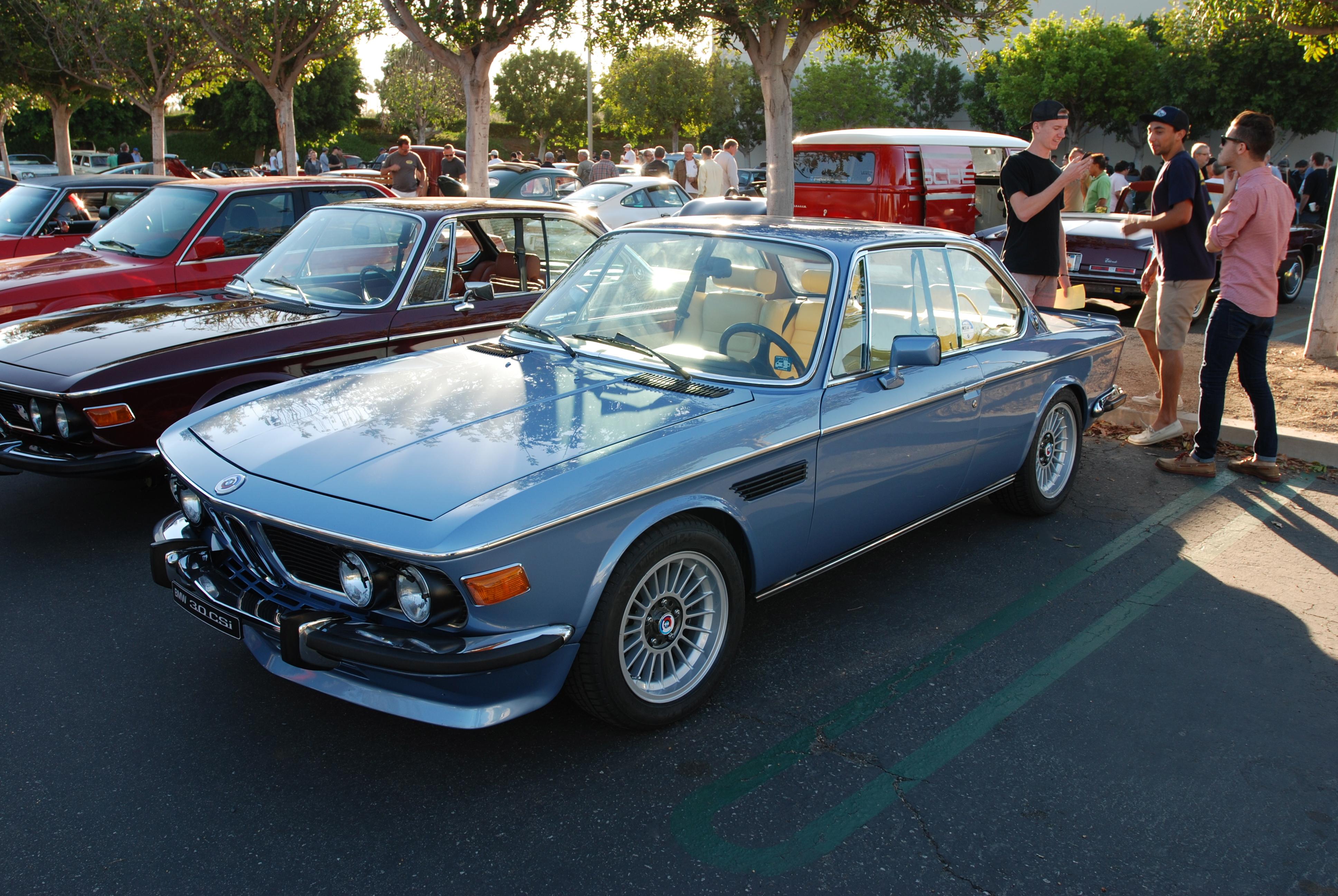 BMW 3.0 Csl >> BMW 3.0CSI   digitaldtour