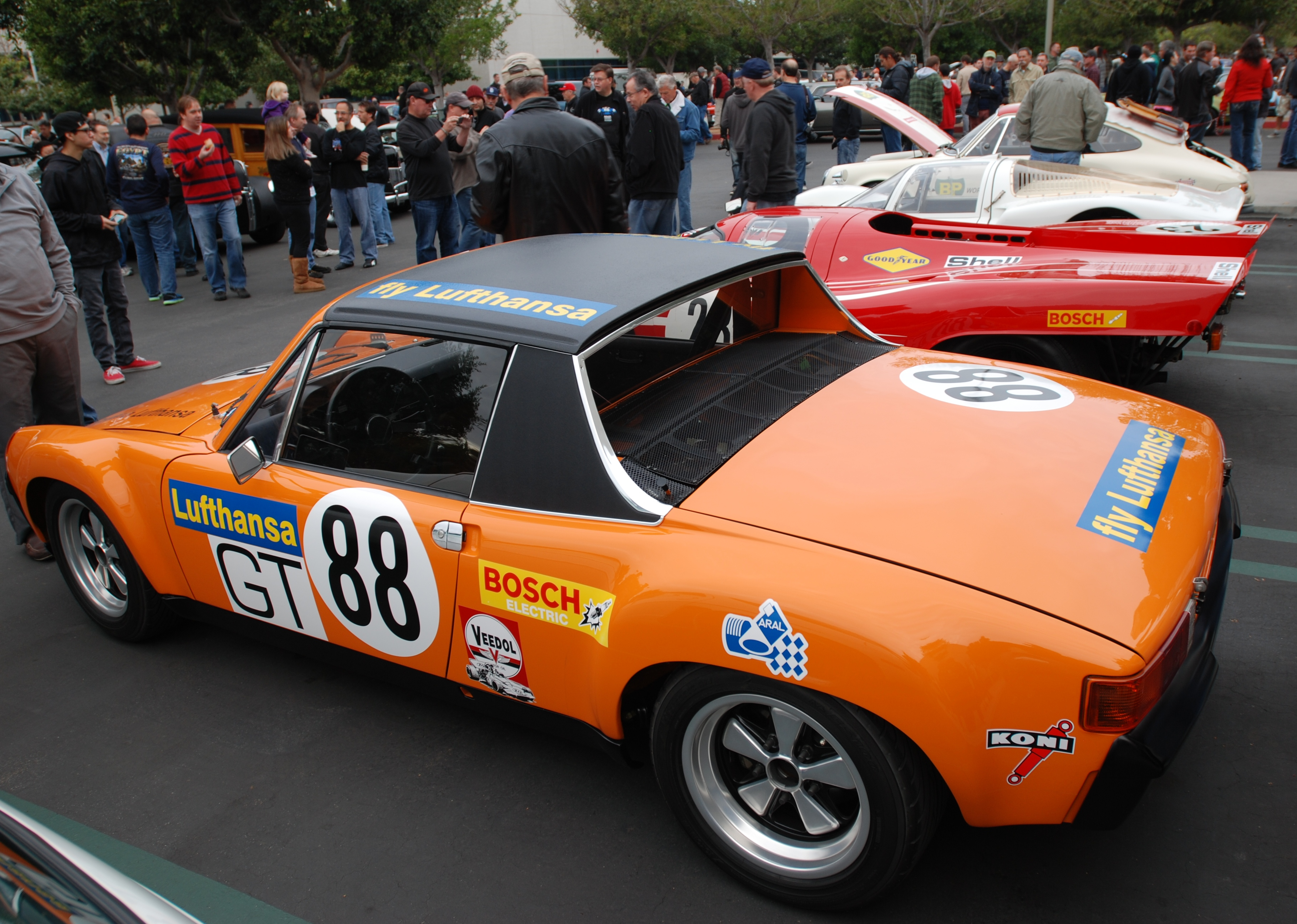 1966 Porsche Carrera 906 Digitaldtour
